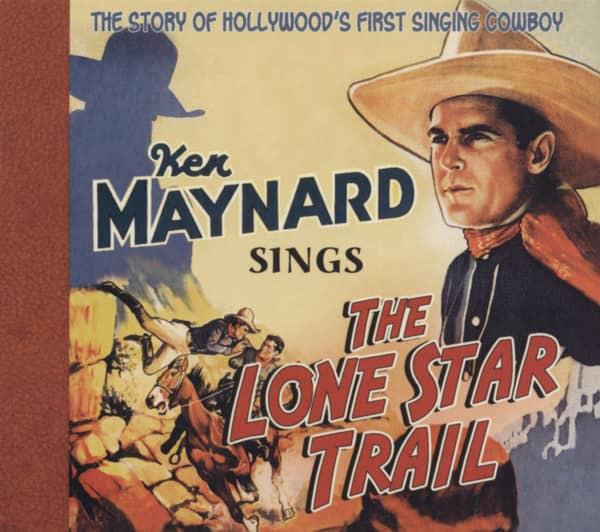 Sings The Lone Star Trail (CD, Deluxe Edition)