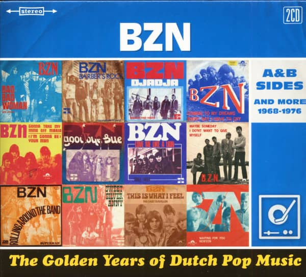 The Golden Years Of Dutch Pop Music (2-CD)