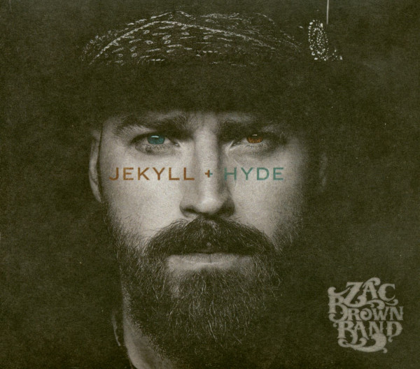 Zac Brown Band Cd Jekyll Amp Hyde Cd Bear Family Records