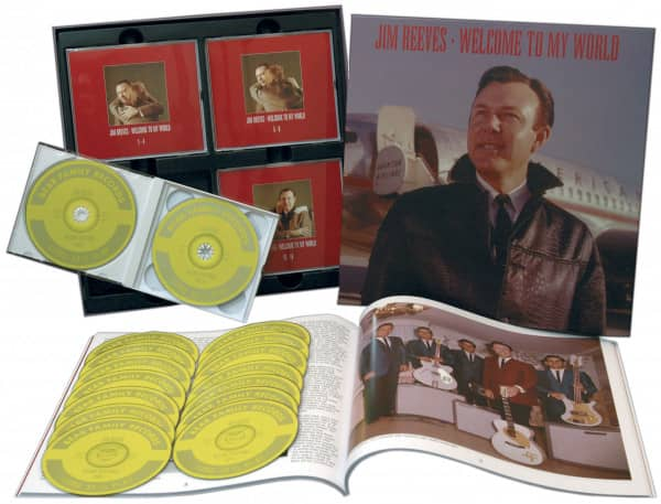 Welcome To My World (16-CD Deluxe Box Set)