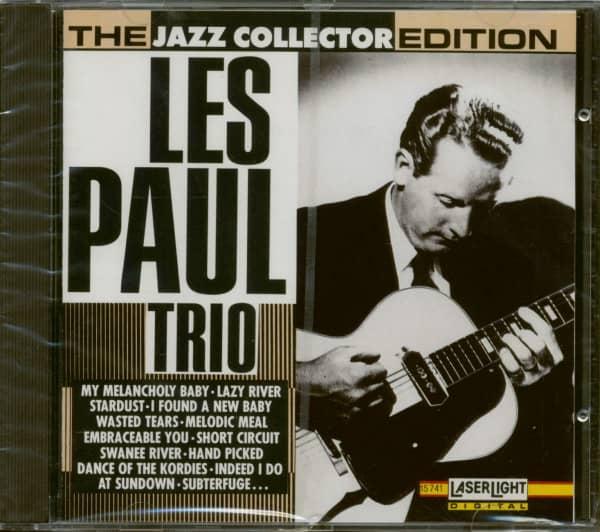 Les Paul Trio (CD)