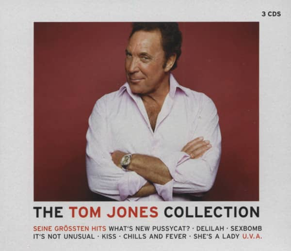 The Tom Jones Collection (3-CD)