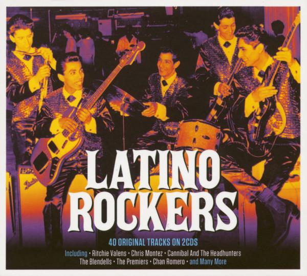 Latino Rockers (2-CD)