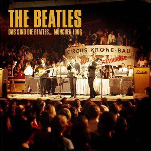 """Das sind die Beatles - München 1966 (Ltd. Numbered 1-Single 10"""", 1 DVD)"""