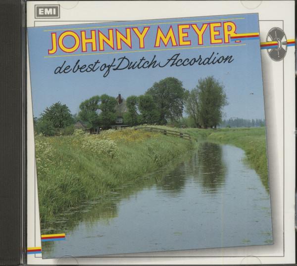 De Best Of Dutch Accordion (CD)