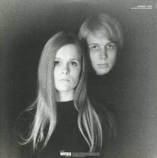 The Chuck And Mary Perrin Album (LP, Ltd.)
