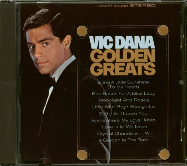 Golden Greats (CD, Cut-Out)