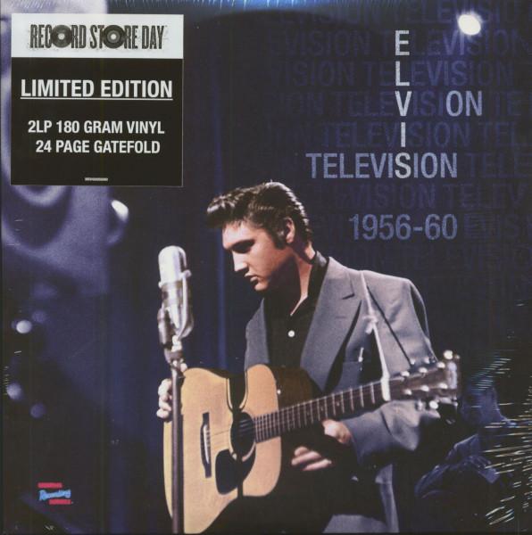Elvis On Television 1956-1960 (2-LP, 180g, Ltd.)