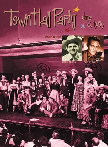 Town Hall Party June 6, 1959 DVD (0)