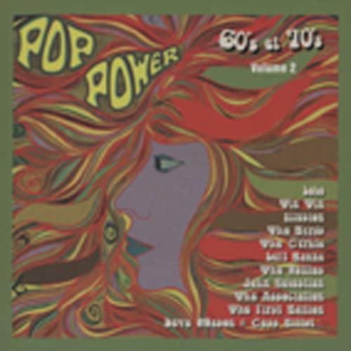 Vol.2, Pop Power 60s & 70s