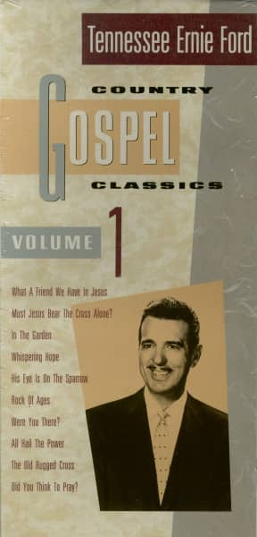Country Gospel Classics Vol.1 (CD, US Longbox)