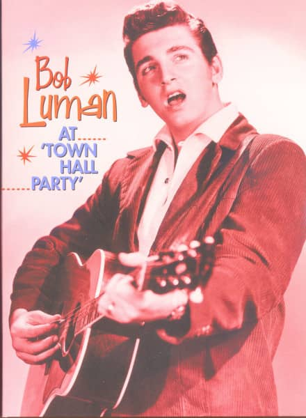 Bob Luman - At Town Hall Party (DVD)