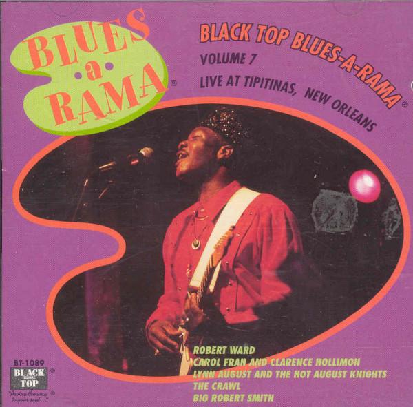 Blues-A-Rama Vol.7 - Live! (CD)