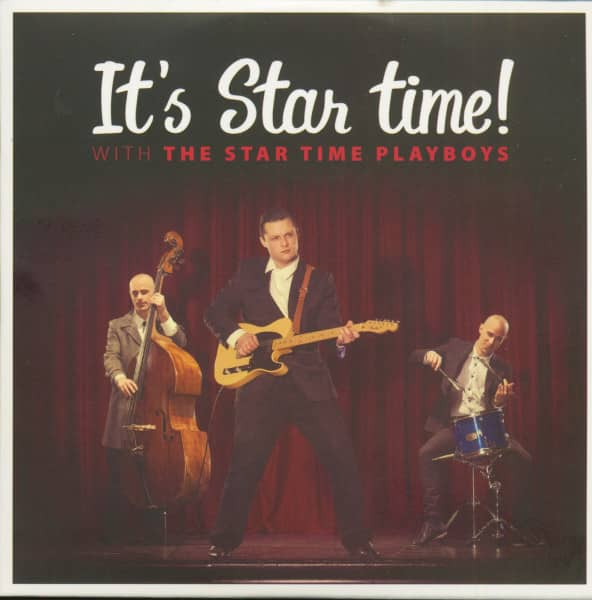 It's Star Time! (CD)