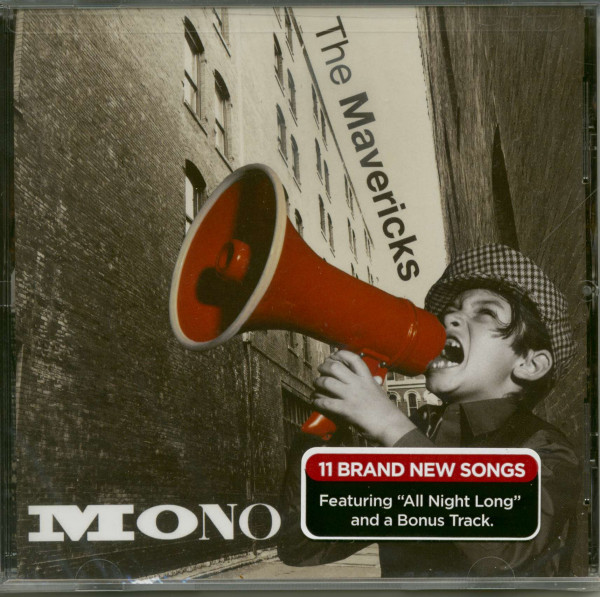 The Mavericks - Mono (CD)