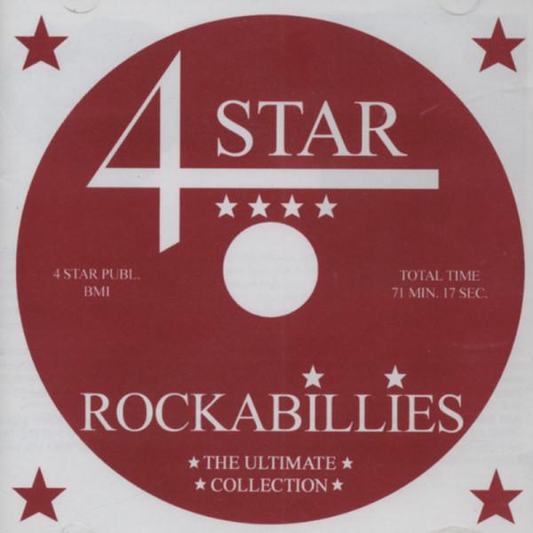 4 Star Rockabillies (CD)