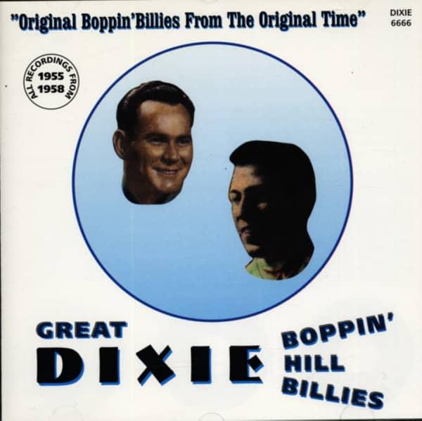 Vol.2, Dixie - Boppin' Hillbillies 1955-58