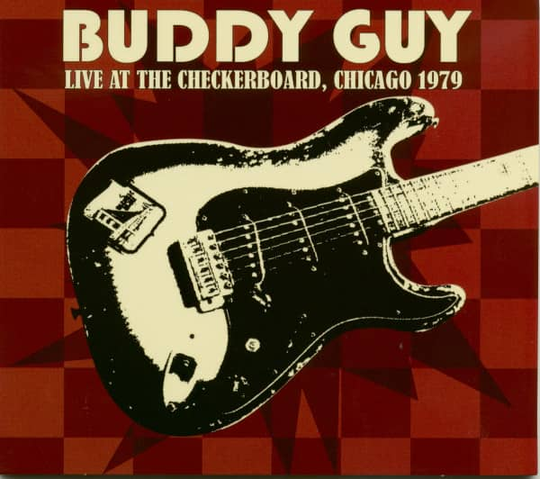 Live At The Checkerboard Lounge 1979 (CD)