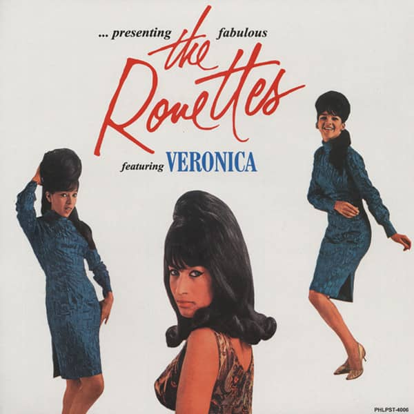 Presenting The Fabulous Ronettes (LP)