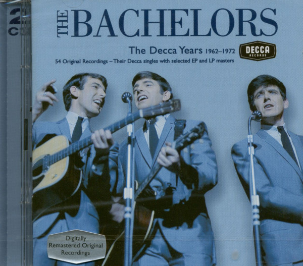 The Decca Years 1962-72 (2-CD)