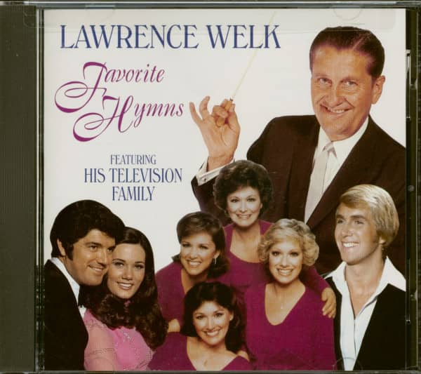 Favorite Hymns (CD)