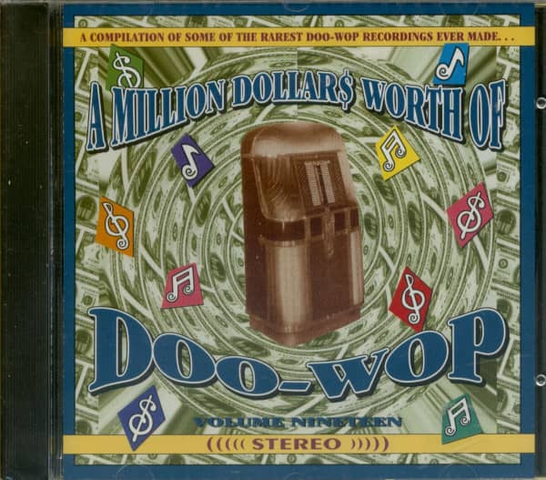 A Million Dollars Worth Of Doo-Wop Vol.19 (CD)