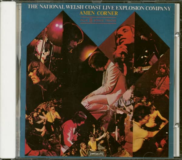 The National Welsh Coast Live Explosion Company (CD)