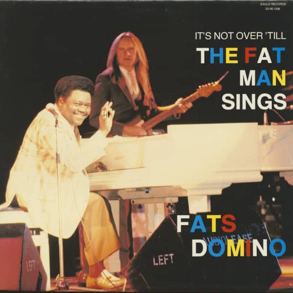 It's Not Over 'Till The Fat Man Sings (LP)