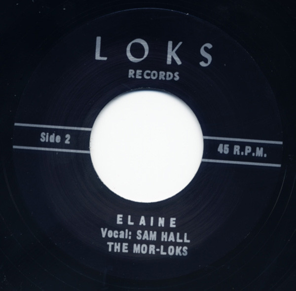 There Goes Life - Elaine 7inch, 45rpm