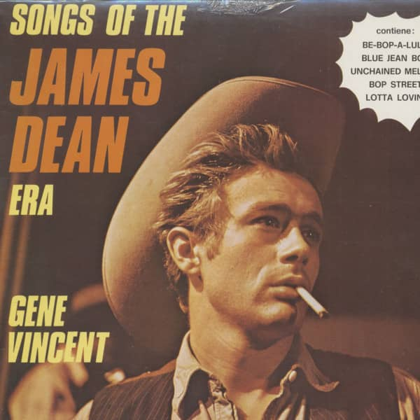 Songs Of The James Dean Era (LP)