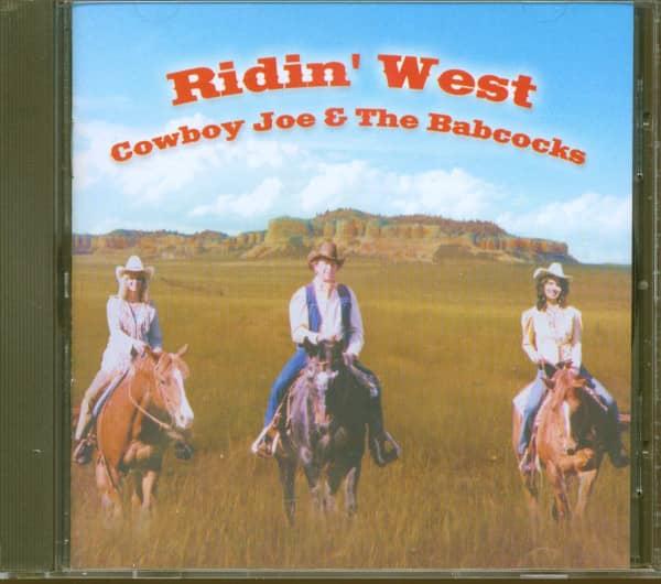 Ridin' West - Cowboy Joe & The Babcocks (CD)