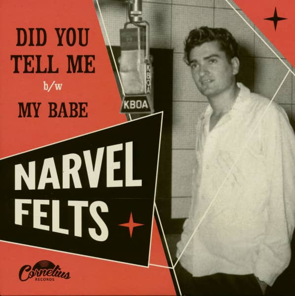 Did You Tell Me - My Babe (7inch, 45rpm)