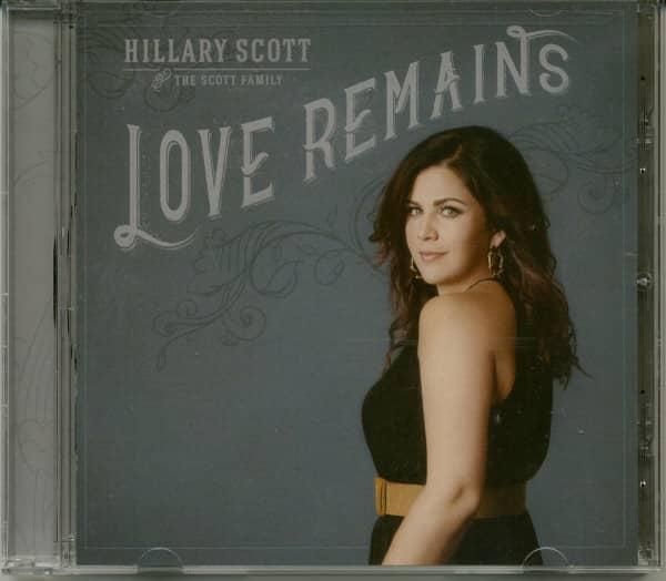 Love Remains (CD)