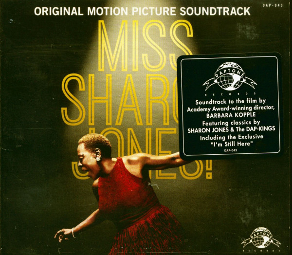 Miss Sharon Jones! - Original Motion Picture Soundtrack (CD)