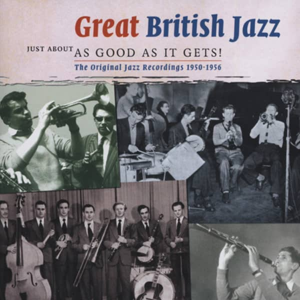 Great British Jazz 1950-56 (2-CD)