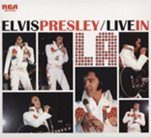 Live In LA (1974)