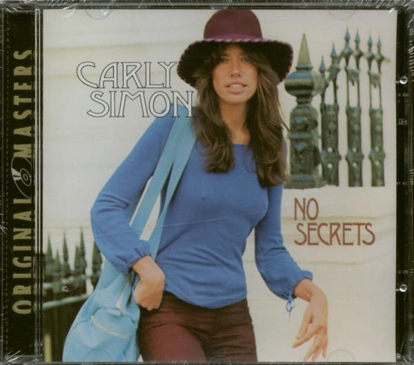 No Secrets (CD)
