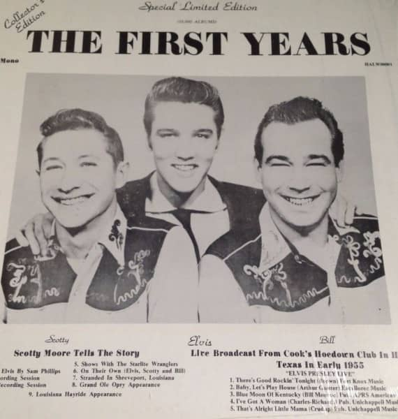 The First Years (LP)