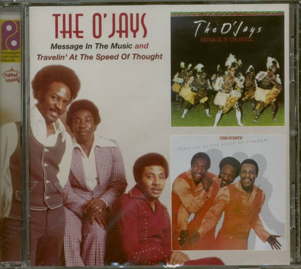 Message In The Music & Travellin At The Speed Of Thought (CD)