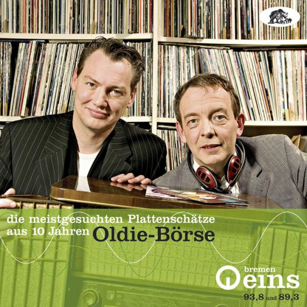 10 Jahre Oldiebörse - Radio Bremen 1 (CD)