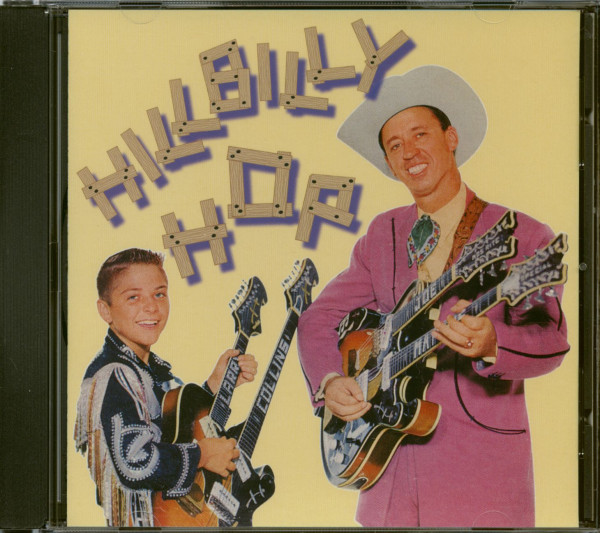 Hillbilly Hop (CD)