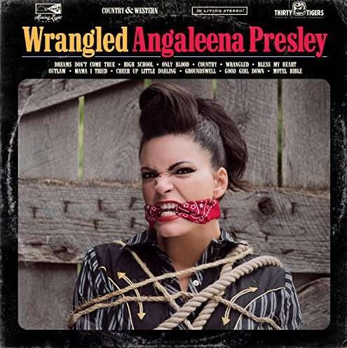 Wrangled (LP)