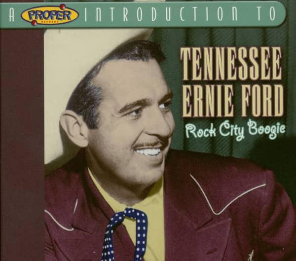 Rock City Boogie (CD)