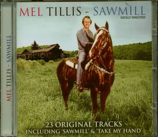 Sawmill (CD)