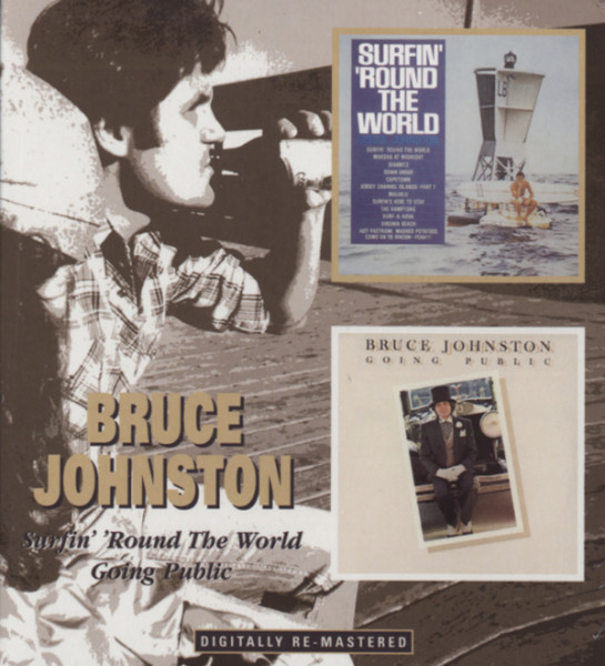 Surfin' Round The World - Going Public...plus (CD)
