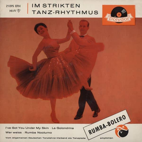 Rumba - Bolero Im Strikten Tanz...7inch, 45rpm, EP, PS