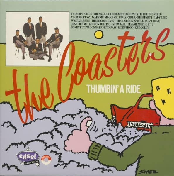 Thumbin' A Ride (LP)