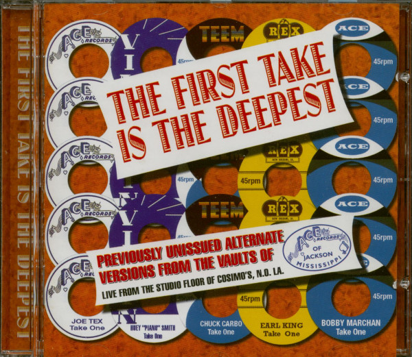 The First Take Is The Deepest (ACE,MS)