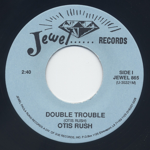 Double Trouble - I'm Satisfied
