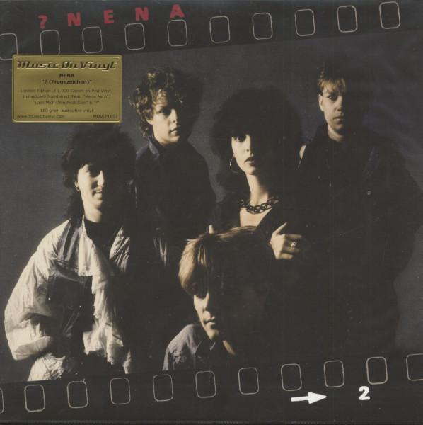 ? (Fragezeichen) (LP, 180g Vinyl, Ltd.)